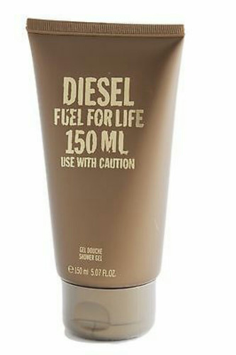 diesel fuel for life shower gel 150ml