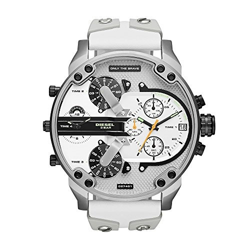 c8911e49e481 reloj diesel blanco