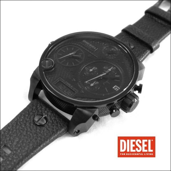 57addb56611f Reloj Pulso Diesel Dz7193 Hombre Cuero Cronografo Acero -   853.900 ...