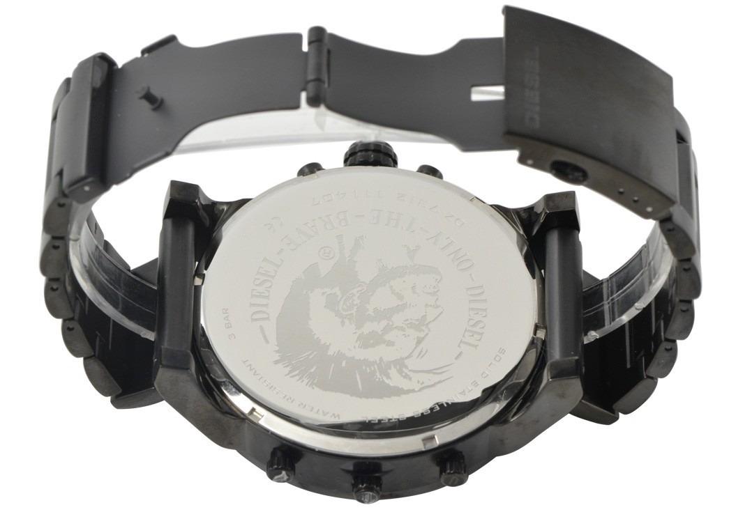 ee082e61ccc Relógio Diesel Masculino Mr. Daddy 2.0 Dz7331 1an - R  2.100