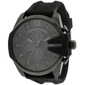 6f8de5fd7e0c Reloj Diesel Dz5322 Silicona Negro Dorado Espectacular Nuevo - Relojes para  Hombre en Mercado Libre Colombia