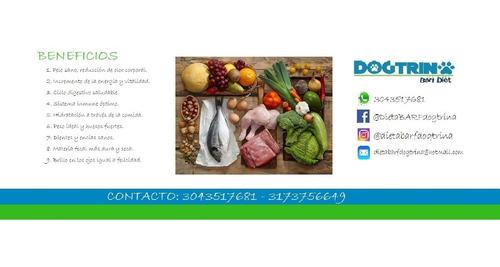 dieta barf dogtrina