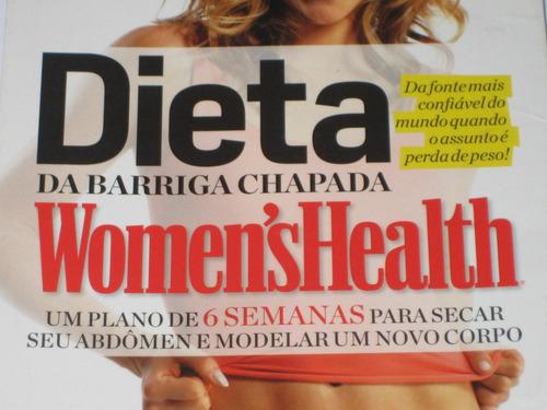 dieta da barriga chapada - women's health - 2012 - abril