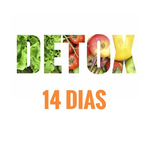 dieta detox de 14 dias