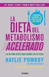 dieta metabolismo acelerado quemalo recetas alimentos+poder