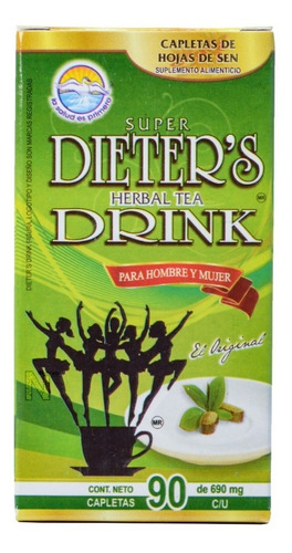 dieters drink (90 caps) la salud es primero