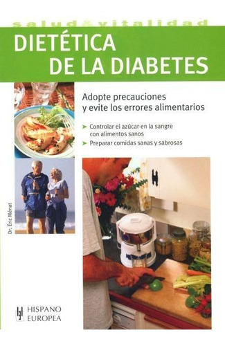 dietética de la diabetes, eric dr.menat, hispano europea