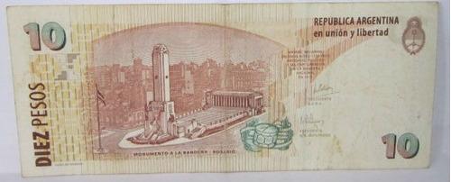 diez pesos argentina