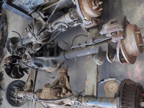 diferencial delantero jeep cherokee 4x4 1995 original