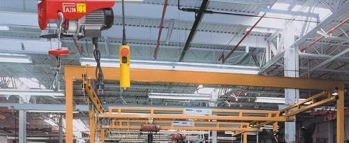 diferencial electrica winche bada 400/800 kg x 12 mts  110 v