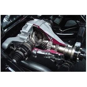 Diferencial Mercedes C 200 2010 Kompressor