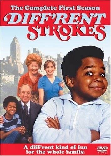 diff'rent strokes blanco y negro season temporada 1 dvd