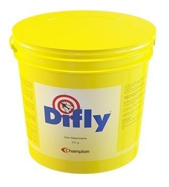 difly 300 g - champion saúde animal