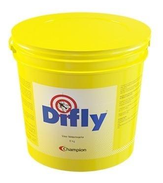 difly 6 kg - 272 tratamentos contra a mosca-dos-chifres