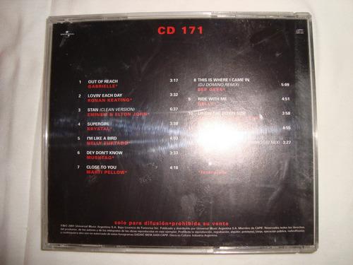 difusion anglo 171 u2-eminem-furtado-audio cd -caballito