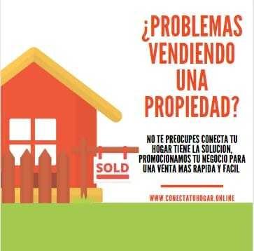 difusion en web con sistema de ventas, inmobiliario, etc