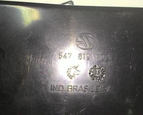 difusor ar painel escort 87/92 hobby 93/96  direito original