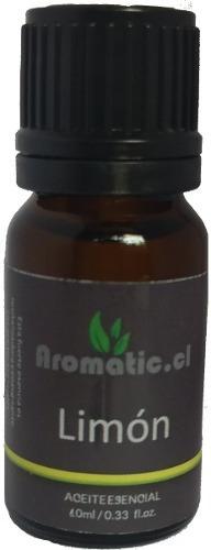 difusor aromaterapia 600ml + aceite esencial limón 10ml