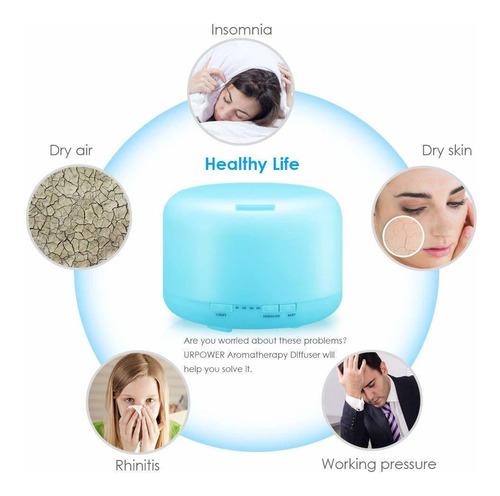 difusor aromaterapia difusor