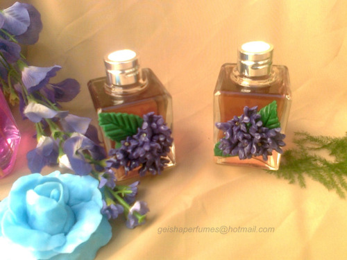 difusor aromático ambientales ramillete de violetas