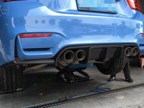 difusor bmw m4 fibra de carbon turbo gcp