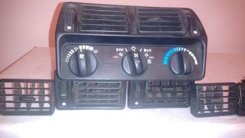 difusor central do ar condicionado do escort mk4
