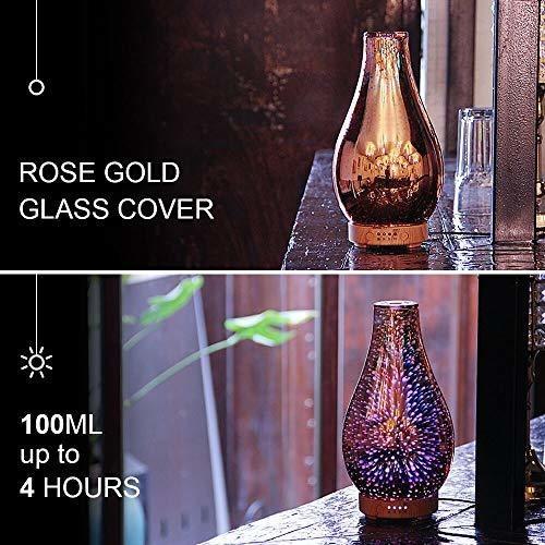 difusor de aceite aromaterapia-  vapor frio efecto 3d luz no