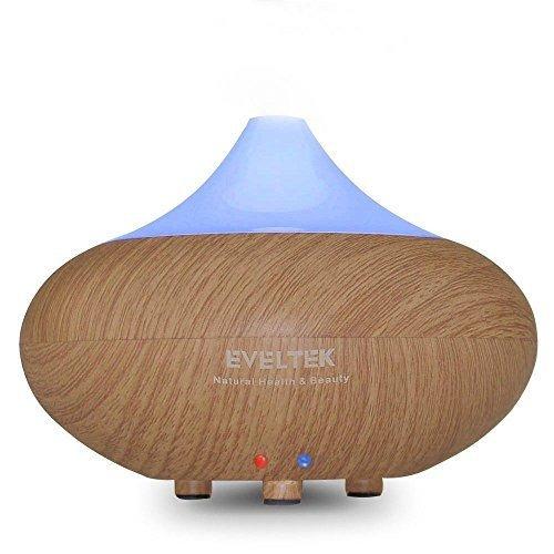 difusor de aceite esencial, humedador de aire de aromaterap