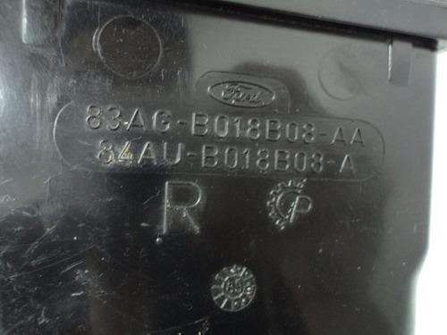 difusor de ar anel prata lado dir escort 84/86 - original