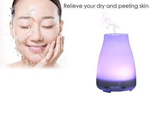 difusor de aroma, elegante 100 ml difusor