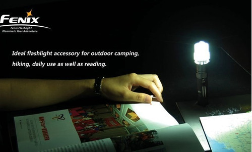 difusor fenix camping lampshade