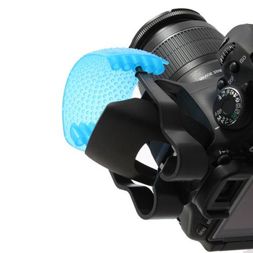 difusor flash cámara difusores
