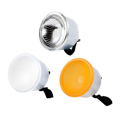 difusor flash lambency lightsphere gary fong - ponta entrega