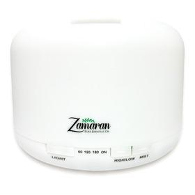 Difusor Humidificador Blanco 500ml 4 En 1 Zamaran