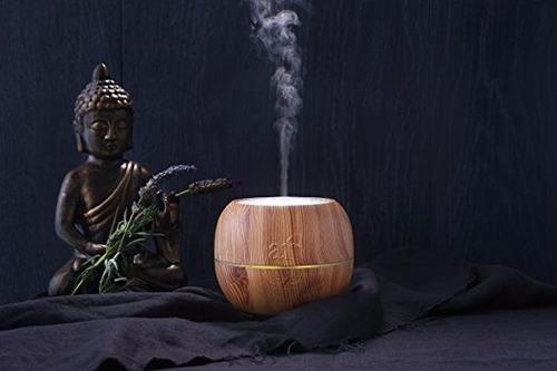 difusor led/humidifica!aromaterapia!ioniza!importado spa