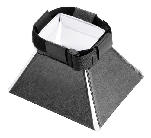 difusor para flash softbox