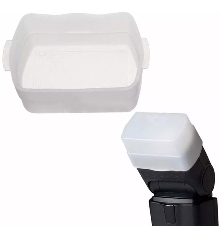 Difusores difusor blanco sirve para Sony hvl-f58am Flash