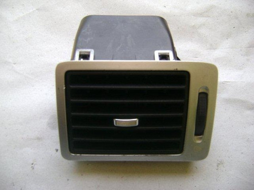 difusor saída ar lateral peugeot 307 02-10 prata dir orig