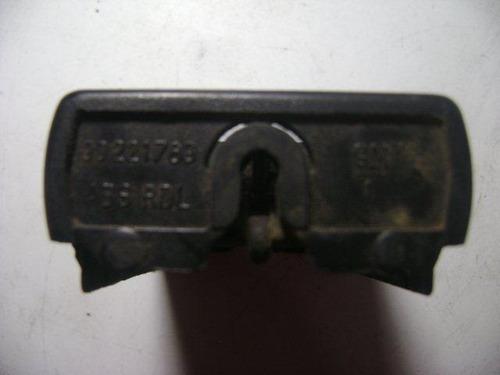 difusor saída de ar central kit kadett original