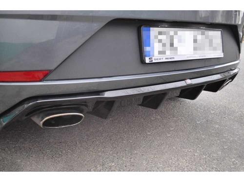 difusor seat león cupra mk3 maxton plástico turbo auto gcp