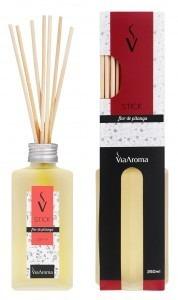 difusor stick | via aroma 250ml vidro