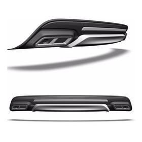 Difusor Trasero Chevrolet Cruze 2013-17