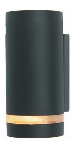 difusor unidireccional exterior aplique 220v apto led gu10