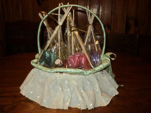 difusores aromáticos,ideal regalo dia del maestro! souvenir