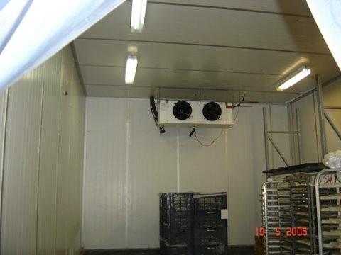 difusores, unidades condensadoras y cavas frigorificas