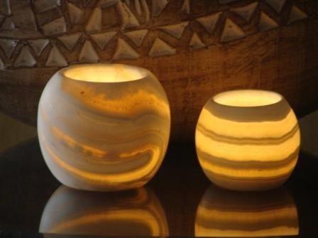 difusores,té de roca cristalina natural de alabastro tit..