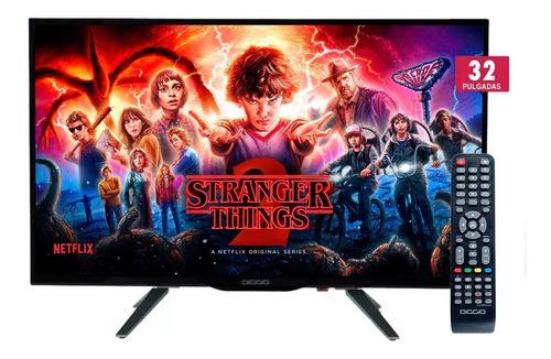 diggio televisor led 32 pulgadas smart tv android netflix