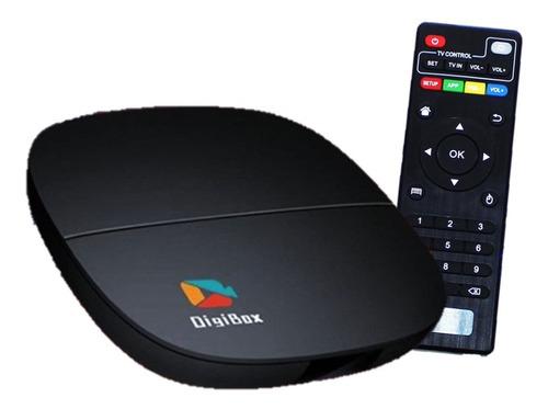 digibox 4k adaptador de tv a smart tv android 9.0 2gb ram