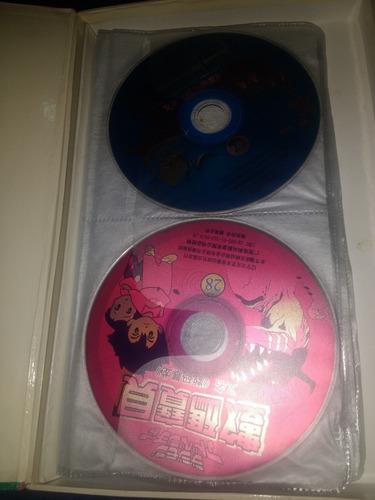 digimon adventure - colecciona 28 cd original - japón