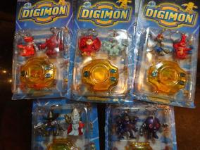 Digimon Contenedora Mas Pokemon Figuras Llaveros Cajita CxWEQdBeor